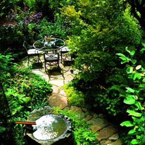 Садовые дорожки как путеводная красота